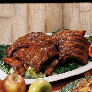 Mom's Best Ribs Recipe