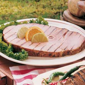 Honey-Lime Ham