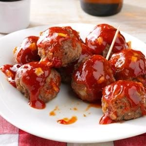 Tangy Meatballs Recipe