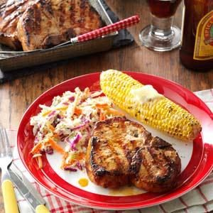 Marinated Pork Chops Recipe