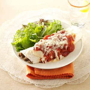 Italian Enchiladas Recipe