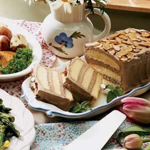 No-Bake Chocolate Torte Recipe