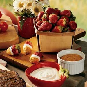 Cheesecake Dip Recipe