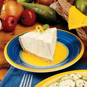 Refreshing Lemon Pie Recipe