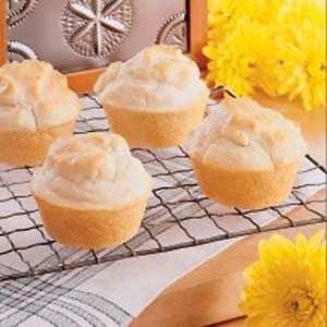 Fluffy Biscuit Muffins Recipe