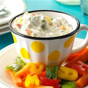 ABC Cheese Dip Recipe