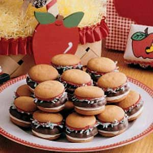 Hamburger Cookies Recipe