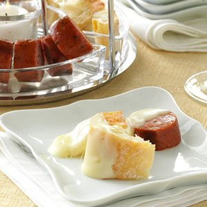 Riesling and Swiss Cheese Fondue Recipe