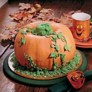 Thanksgiving Cake Recipe
