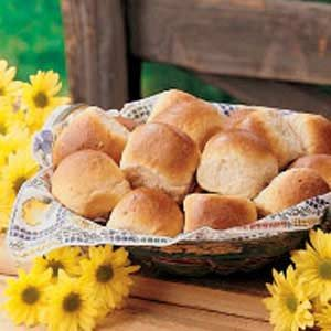 Honey Whole Wheat Rolls Recipe
