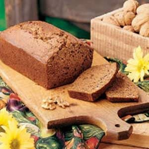 Walnut-Date Quick Bread Recipe