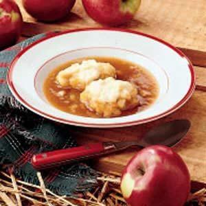 Caramel Apple Dumplings Recipe