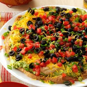 Tex-Mex Dip Recipe
