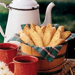 Sour Cream Biscotti Recipe