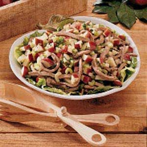 Apple Luncheon Salad Recipe