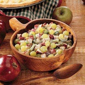 Honey Apple Salad Recipe
