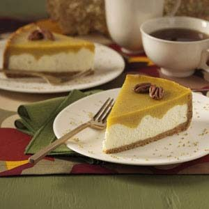 Butternut Cheesecake