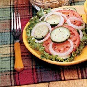 Season's End Salad Recipe