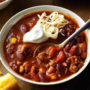 Santa Fe Chipotle Chili Recipe