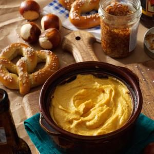 German Beer Cheese Spread