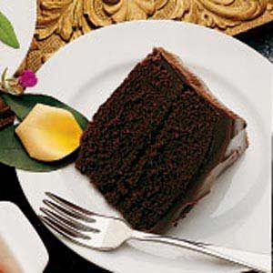 Sauerkraut Chocolate Cake Recipe