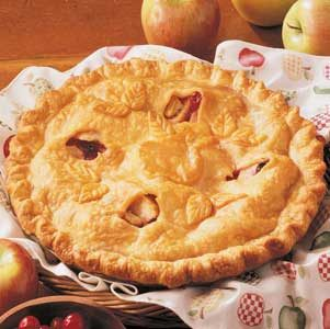 Cranberry Apple Pie Recipe