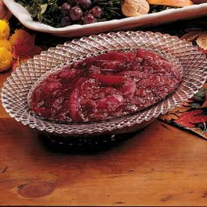 Apple-Cran-Pear Sauce Recipe