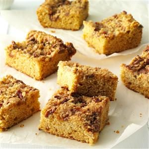 Toffee Coffee Cake Recipe
