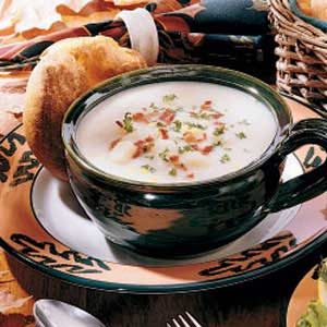 Quick Corn Chowder Recipe