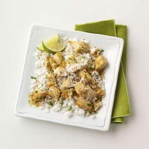 Coconut-Lime Chicken