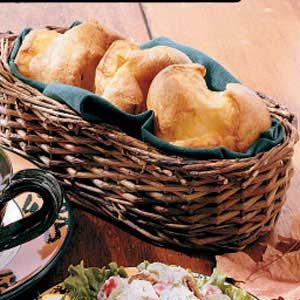 Easy Popovers Recipe