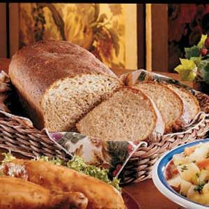 Healthy Wheat Bread Recipe
