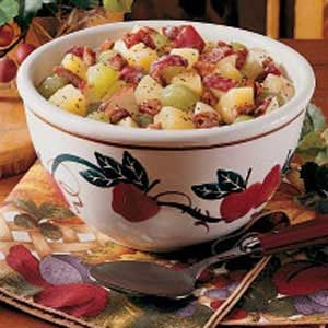 Apple Pineapple Salad Recipe