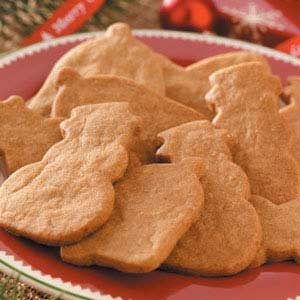 Spiced Cutouts Recipe