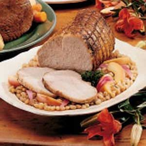 Oktoberfest Roast Pork Recipe