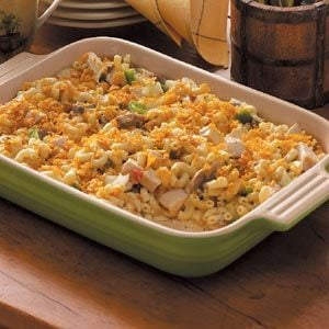 Chicken Church Casserole Recipe