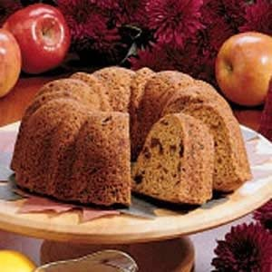 Mincemeat Apple Cake Recipe