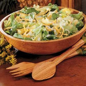 Hawaiian Salad Recipe