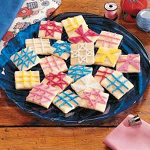 Quilted Sugar Cookies Recipe