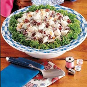 Flock of Geese Chicken Salad Recipe