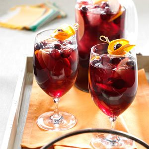 Cranberry-Orange Sangria Recipe