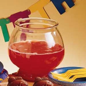 Tropical Fish Punch Recipe