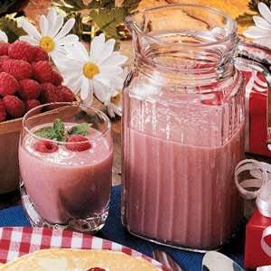 Morning Fruit Shake Recipe