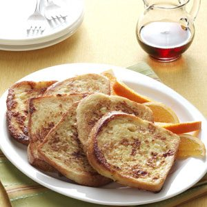 Vanilla French Toast Recipe