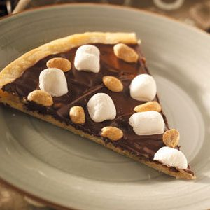 Rocky Road Pizza Recipe