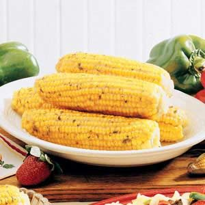 Spicy Corn Spread Recipe