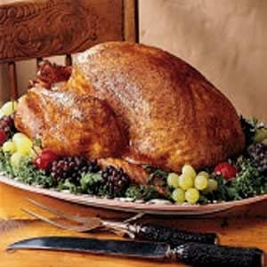 Juicy Roast Turkey Recipe
