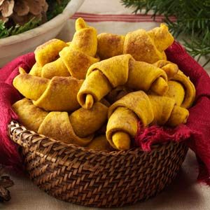 Quick & Easy Pumpkin Crescents Recipe