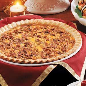 Pecan Macadamia Pie Recipe