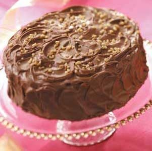 Triple Chocolate Delight Recipe